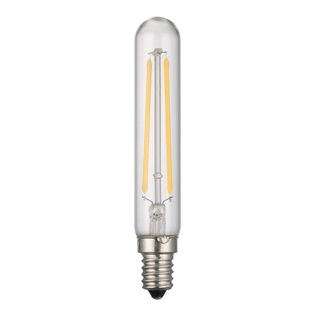 Mini Tube Lamp 4w E14 LED Clear