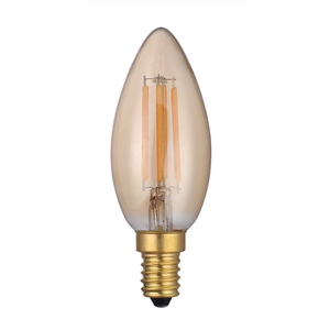 Vintage Candle 4w E14 LED Lamp