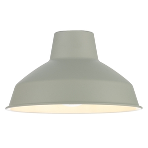 Dexter Metal Shade Pebble