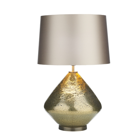 Evora Gold Table Lamp