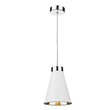 Hyde 1 Light Pendant Polished Chrome