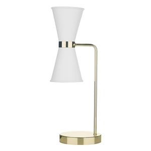 Hyde Table Lamp Brass