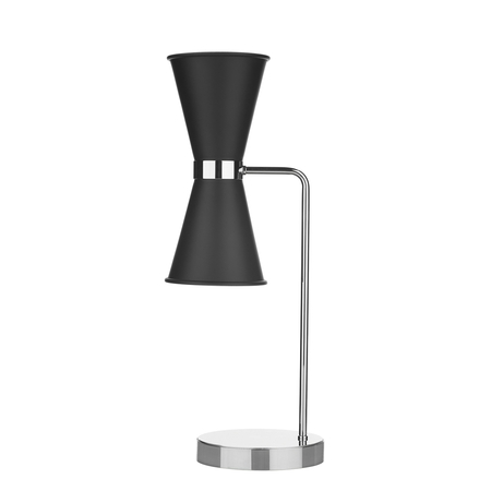 Hyde Table Lamp Polished Chrome