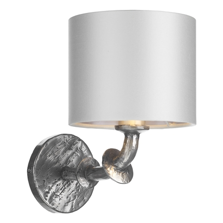 Icarus Single Wall Light Pewter