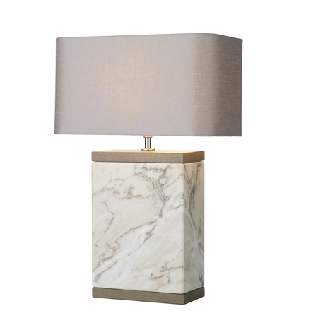 Inca Marble Table Lamp