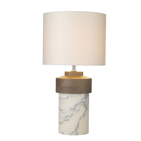 Nomad Marble Table Lamp