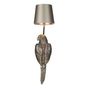 Parrot Wall Light