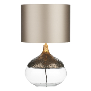 Teardrop Table Lamp Bronze