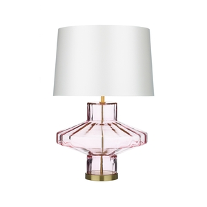 Vienna Table Lamp Rosebud Pink