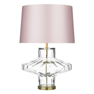 Vienna Table Lamp Clear