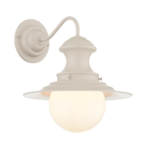 Station Cotswold Cream Wall Light