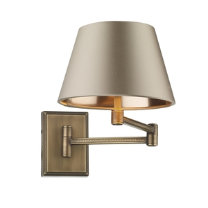 Pimlico Solid Brass Wall Light