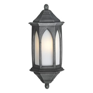 York Wall Light Antique Pewter