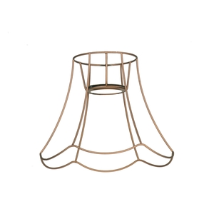 Oregon Small Bronze Metal Frame Shade