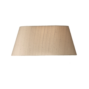 Lexington Large Tapered Oval Bespoke Silk Shade