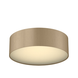 Paolo Bespoke 50cm 3 Light Ceiling Flush