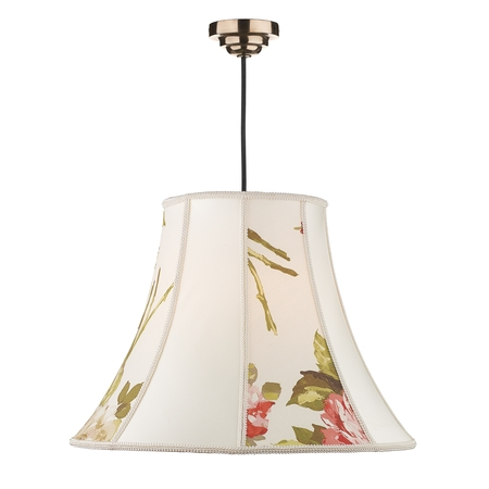 PIPPA 20'' EMPIRE FLORAL SHADE