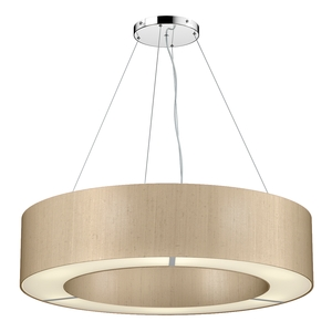 Polo 85cm 6 Light Pendant