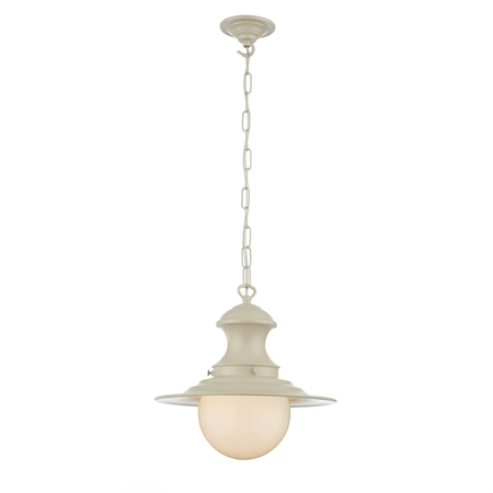 Station Cotswold Cream Small Pendant