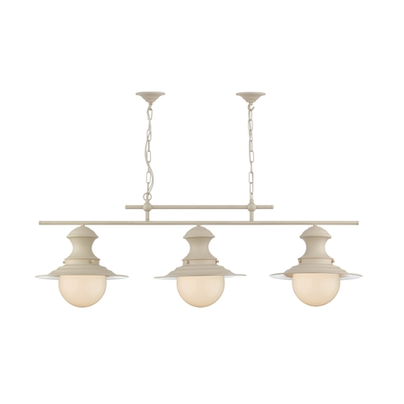 Station Cotswold Cream 3 Light