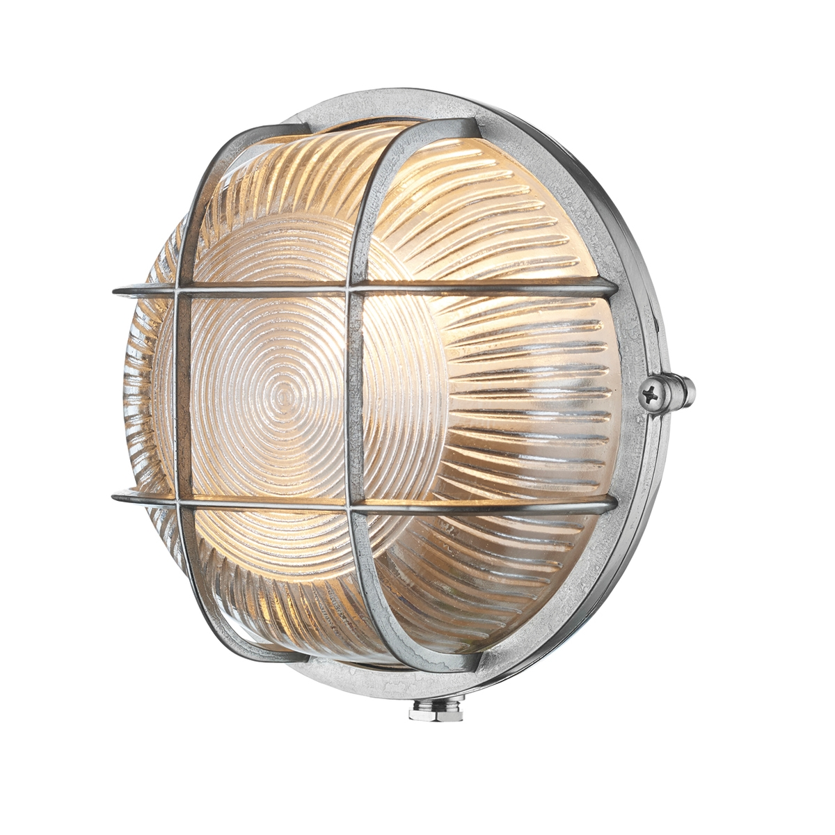 Admiral round wall light nickel mozeypictures Gallery
