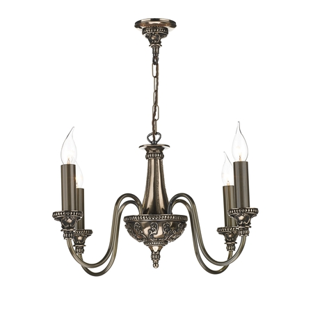 Bailey Rich Bronze 4 Light Pendant