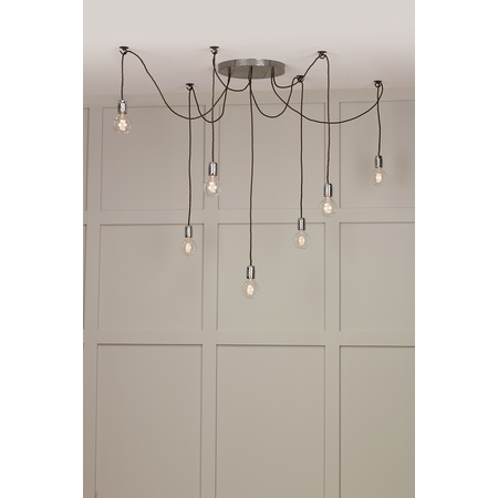 Huckleberry 7 Light Suspension (2.2kg max shade)