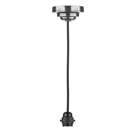 Wexford Pewter Single Suspension (4.5kg max shade)