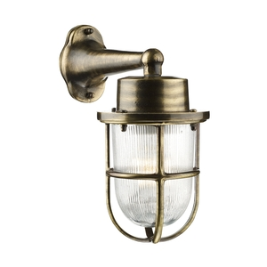 Harbour Outdoor Wall Light Antiq