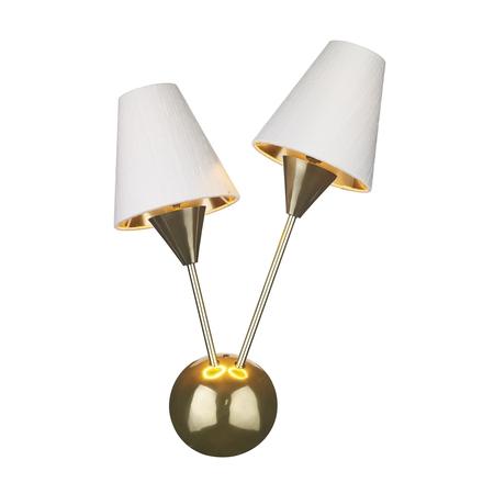Double Wall Lights Bhs : Sputnik Double Wall Light