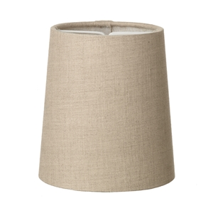 Byron Candle Clip Linen Shade