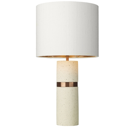 Band Stone Table Lamp
