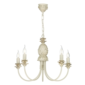 Cabana 5 Light Pendant