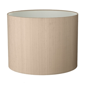 25cm Silk Medium Drum Shade