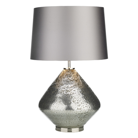 Evora Volcanic Mirror Table Lamp