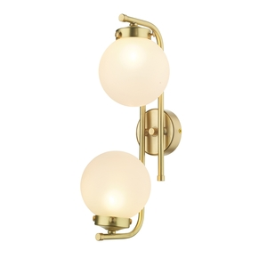 Jazz Double Wall Light