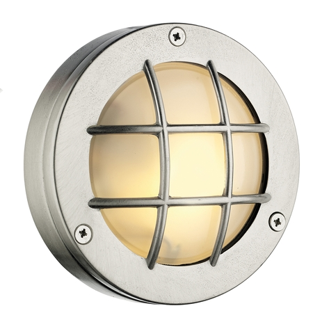 Pembroke Nickel Wall Light