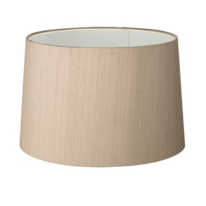 25cm Silk Tapered Drum Shade