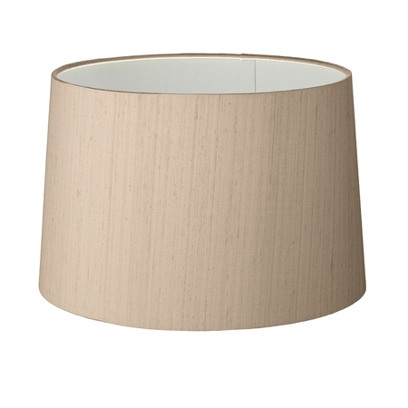 35cm Silk Tapered Drum Shade